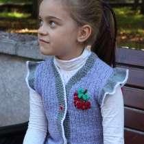 Жилетка для девочки, в Калининграде