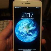 IPHONE 7 PLUS красного цвета на 128 гб, в Москве