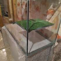 Террариум на 120 литров, в Москве