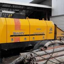 Стационарный бетононасос SANY HBT60C-1816Dlll, в Ростове-на-Дону