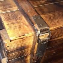 Ящик деревянный в стиле Loft, в г.Орша