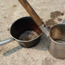 Ковш и черпак из нерж. стали, в Красноярске