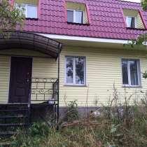 Новый дом в г Пустошка, в Пскове