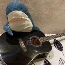Новая гитара, в Мирном