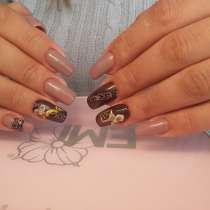 Наращивание ногтей гарантия! площадь Ленина, в Ростове-на-Дону