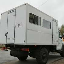 Вахтовый автобус на базе шасси ГАЗ Садко С41А23 NEXT, в Казани