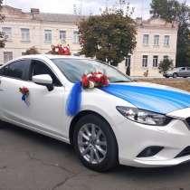 Украшения на свадебный автомобиль, в Россоши