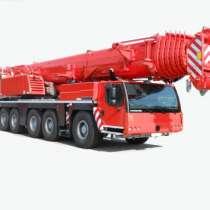 Аренда автокрана 200 тонн 72(115) метров Liebherr LTM1200, в Нижнем Новгороде