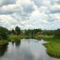 Земля для дачи у реки на севере подмосковья. д. Жуково, в Дмитрове
