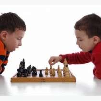 Обучение игре в шахматы, в Сосновоборске