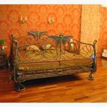 кованая кровать, в Томске