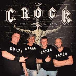 Группа на корпоратив, живая музыка, CROCK, рок (Казахстан), в г.Алматы