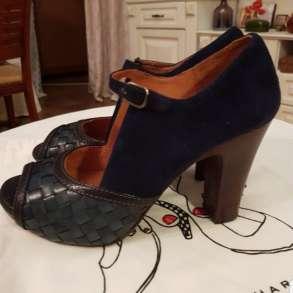 Класные туфли. Кожа. Испания. Ручной работы, в Москве