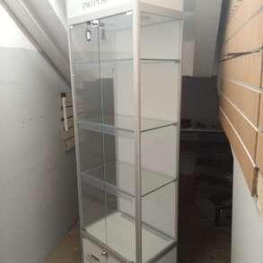 Шкаф - Витрина стеклянный с подсветкой, в Раменское