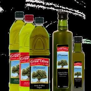 Продажи масла подсолнечного и оливкового из Испании, в г.Таррагона
