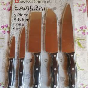 Набор ножей Swiss Diamond, в Москве