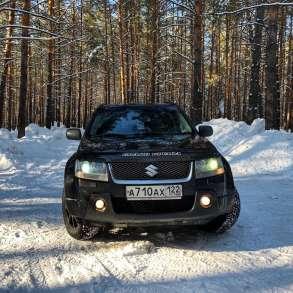 Продаю автомобиль Сузуки Гранд Витару, 2006 года в ХТС, в Барнауле