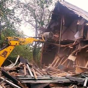 Демонтаж; Вывоз строительного мусора, хлама, старой мебели, в Костроме