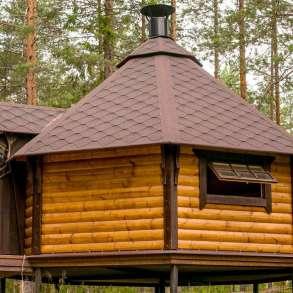 Строим гриль домики, в Ростове-на-Дону