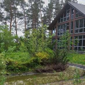 Элитная база отдыха, 7000 м², 40 га, 2 мвт, в Великом Новгороде