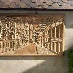Картина барельеф скульптура статуя лепнина декор, в Сочи