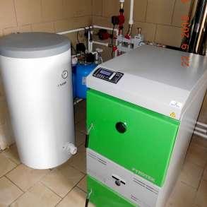 Монтаж систем отопления, водоснабжения, канализации, в Омске