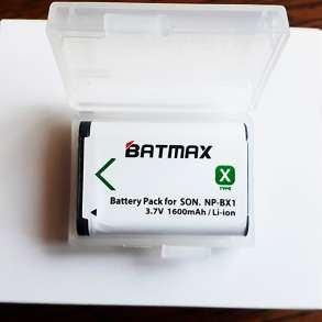 Batmax NP-BX1 3.7V 1600 мАч/li-ion для камер Sony, в Краснодаре