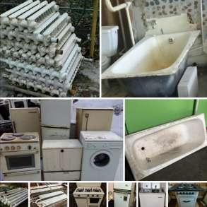 Вывоз чугунных ванн и чугунных батарей бесплатно, в Нижнем Новгороде