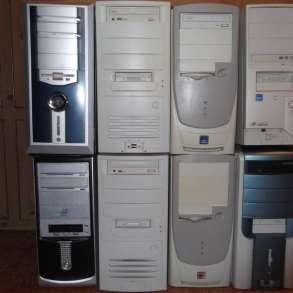 Много компьютеров для дома и офиса, игр и работы, в Омске