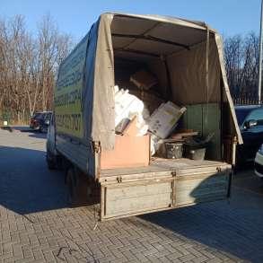 Вывоз мусора, старой мебели, хлама, в Омске