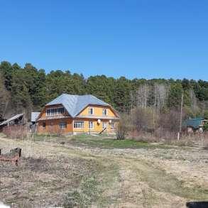 Продается качественный брусовый дом в поселке Яр, в Томске