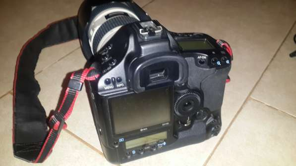 Canon EOS 1Ds mark lll bodi