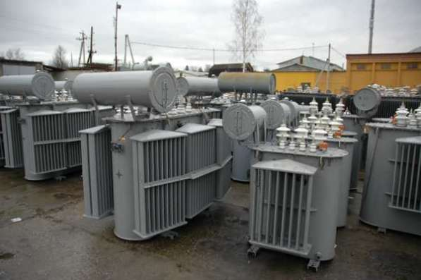 Силовые трансформаторы ТМ, ТМГ, ТМЗ новые и с хранения в Москве