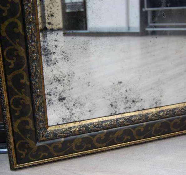 Состаренные зеркала в Омске фото 3