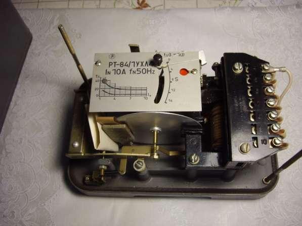 Реле максимального тока РТ-84/11ухл4 в Челябинске фото 13