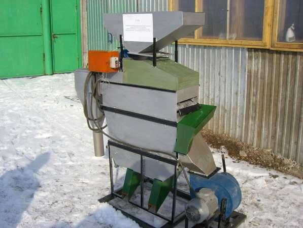 Зерноочистительная машина зм от 5до 100 т/ч