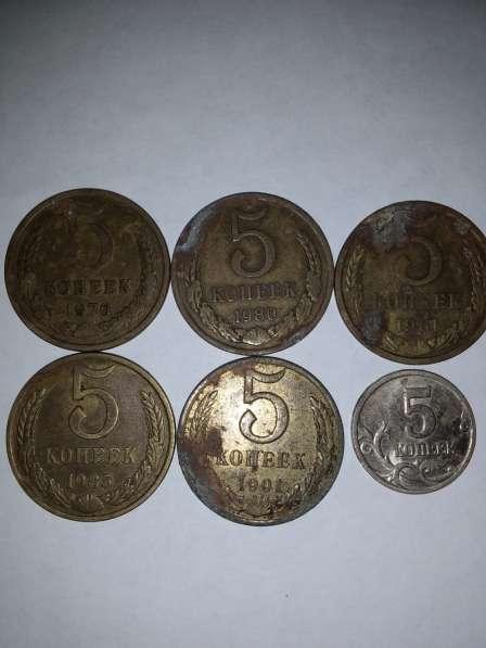 Коллекция монет в фото 6