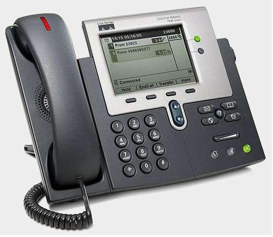 Офисный телефон Cisco Unified IP Phone 7942G (Новый, в упако