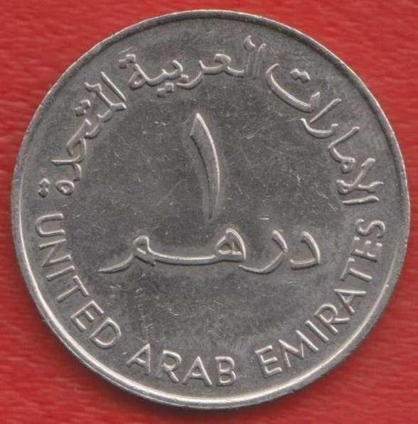 Объединенные Арабские Эмираты ОАЭ 1 дирхем 1984 г.