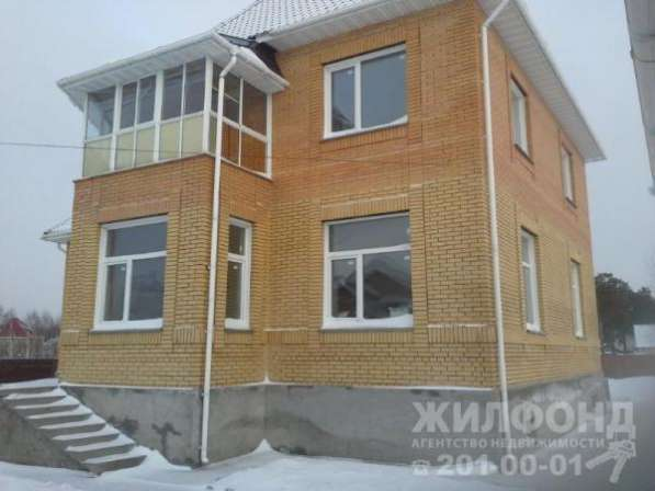 коттедж, Новосибирск, Каштановая, 400 кв.м.