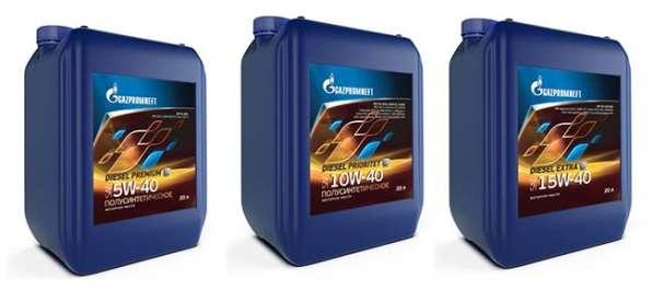 Gazpromneft Diesel Extra 10W-40 API СF-4/CF/SG 20л, шт