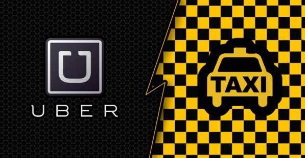 Требуются водители в такси UBER
