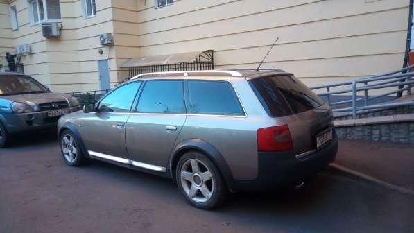 Audi, A6 allroad, продажа в Москве в Москве фото 9