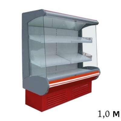 Горка холодильная, +1..+10С, 1.0м