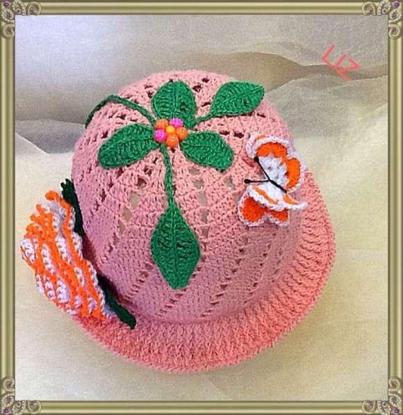 Шляпка для маленькой Леди в Энгельсе