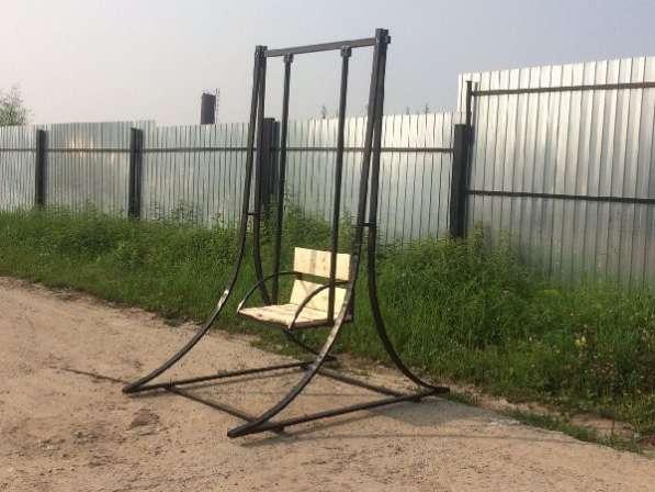 Продам садовые разборные качели в Кирове