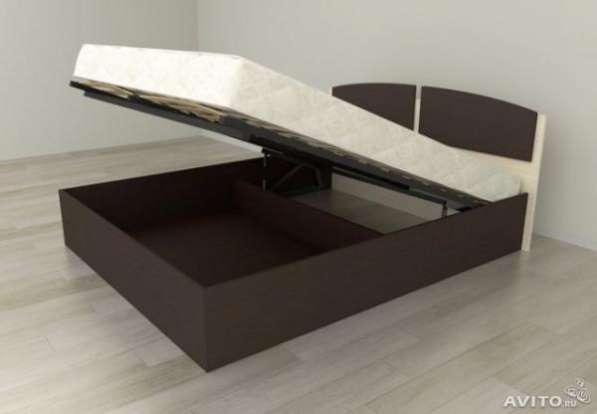 Кровать Румба с пм 160 с ящиком