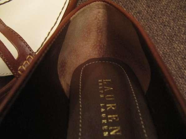 Туфли кожаные Ralph Lauren Vintage (Бразилия) в Москве фото 9