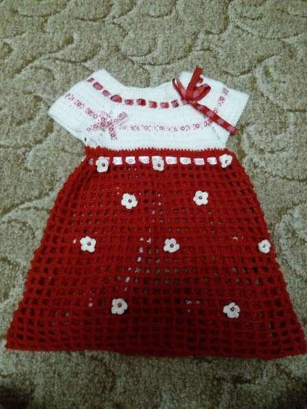 Вязанная одежда на заказ