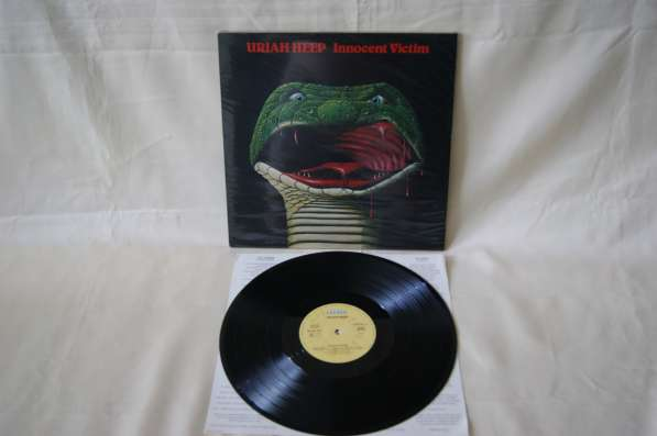 URIAH HEEP-1977 Made In W. Germany